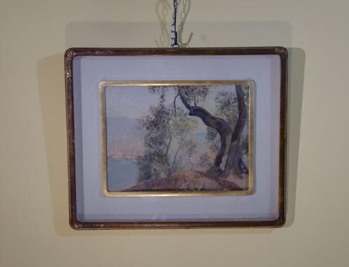 Ernesto Pirovano dipinto