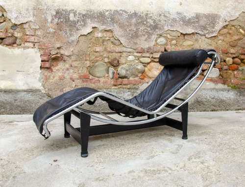 Chaise-longue LC4 Le Corbusier
