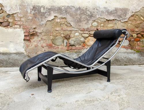 Chaise-longue LC4 Le Corbusier